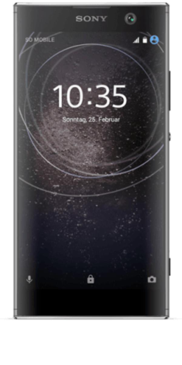 Sony Xperia XA 2 schwarz