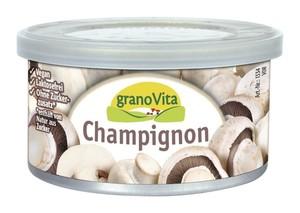 granoVita  Veganer Brotaufstrich Champignon 125 g