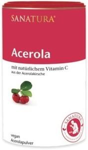 Sanatura  Acerola Pulver 175 g