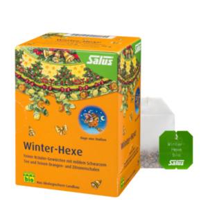 Salus Bio Winter-Hexe 15 Filterbeutel
