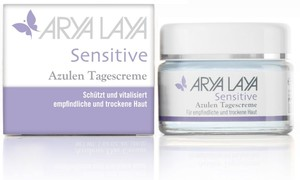 Arya Laya  Sensitive Azulen Tagescreme 50 ml