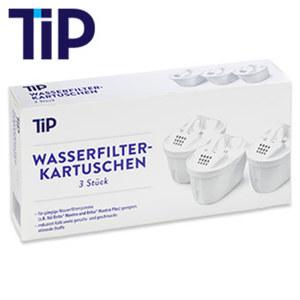 Wasserfilter-Kartuschen - 3er-Pack