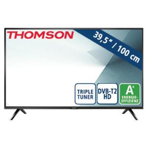 """40""""-FullHD-LED-TV 40FD3306 • H.265 • 2 USB-Anschlüsse, HDMI-/CI+-Anschluss • Stand-by: 0,28 Watt, Betrieb: 47 Watt • Maße: H 52,4 x B 91,1 x T 7,5 cm • Energie-Effizienz A+ (Spektrum A+"""