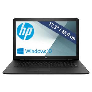 Notebook 17-bs555ng · HD+ Display · Intel® Core™ i3-6006U (bis zu 2,0 GHz) · Intel® HD Grafikkarte 520 · USB 2.0, USB 3.1 · DVD-Laufwerk, Webcam