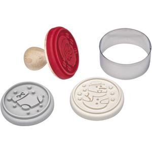 IDEENWELT Keksstempel-Set