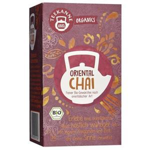 Teekanne ORGANICS Bio-Gewürztee Oriental Chai 8.31 EUR/100 g