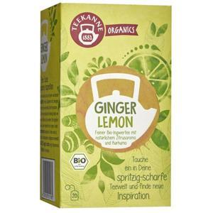 Teekanne ORGANICS Bio-Ingwertee Ginger Lemon 8.31 EUR/100 g
