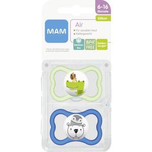 MAM Air Beruhigungssauger Silikon (6 - 16 Monate)