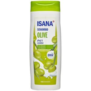 ISANA Schaumbad Olive 1.59 EUR/1 l