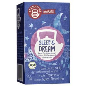 Teekanne ORGANICS Bio-Kräutertee Sleep & Dream 8.79 EUR/100 g