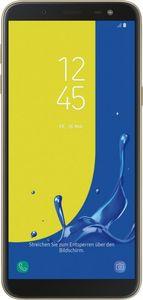 Samsung         Galaxy J6 Dual SIM J600F 32GB                     Gold