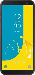 Samsung         Galaxy J6 Dual SIM J600F 32GB                     Schwarz