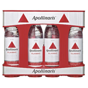 Apollinaris Classic, Medium oder Lemon 10 x 1 Liter
