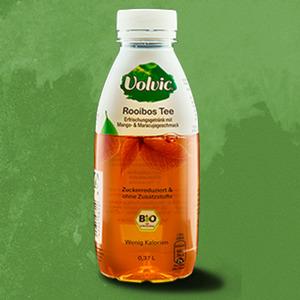 Volvic Bio Tee versch. Sorten, jede 0,37-Liter-Flasche