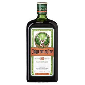 Jägermeister 35 % Vol.,  jede 0,7-l-Flasche