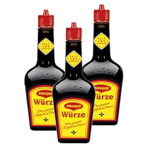 Maggi Würze 250-g-Flasche, ab 3 Flaschen je