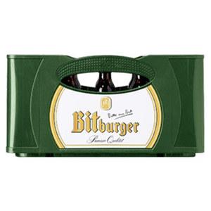 "Bitburger Pils ""Stubbi"" 20 x 0,33 Liter"