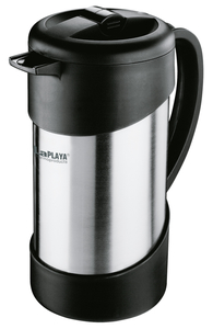 LaPLAYA Thermoedelstahl-Cafetiere 1,0L