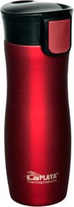 LaPLAYA One Hand Thermobecher 0,38 L rot