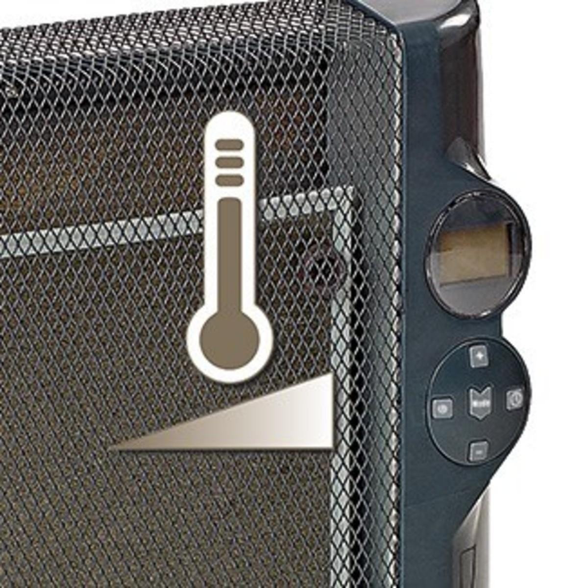 Bild 2 von Einhell WW 2000 D Wärmewellenheizung