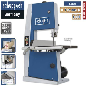 Scheppach Bandsäge BASA1