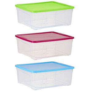 Aufbewahrungsbox in verschiedenen Farben 16,9 Liter