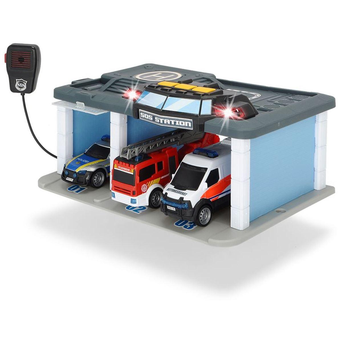 Bild 2 von Dickie Toys Rettungszentrum 32,5x16x22,5cm