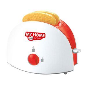 Spielzeug-Toaster mit 2 Toastscheiben