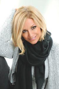Damen Schal - Schwarz