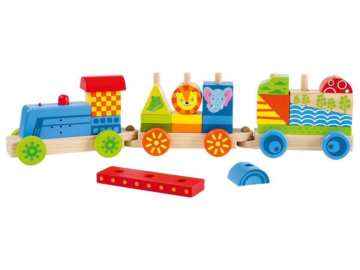 Bild 4 von PLAYTIVE® JUNIOR Holz-Spielzeug