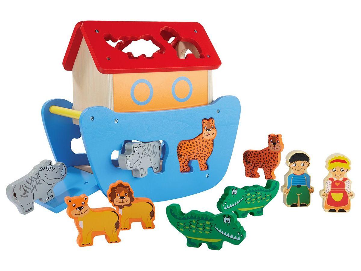 Bild 5 von PLAYTIVE® JUNIOR Holz-Spielzeug