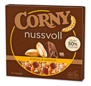 CORNY Nussvoll-Riegel