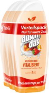 Duschdas Duschgel Vitalisiert 3 x 250 ml