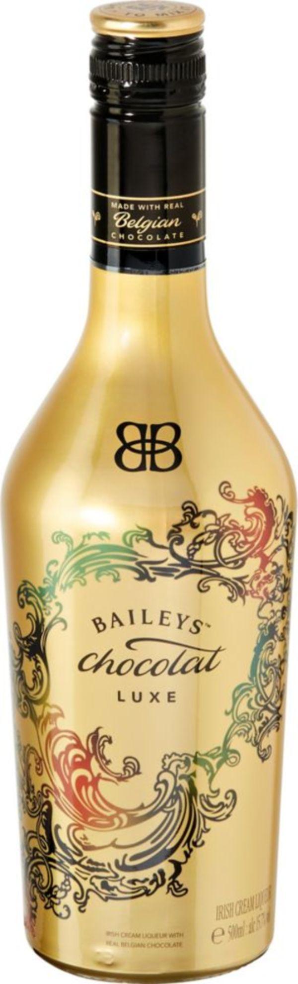 Baileys Chocolate Luxe Irish Cream Likör 0,5 Liter