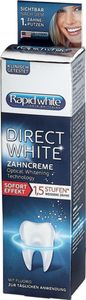 Rapid Direct White Zahncreme 75 ml