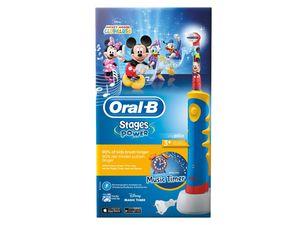 Oral-B Mundpflege Stages Elektrische Zahnbürste/