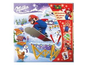 Milka Super Mario Adventskalender