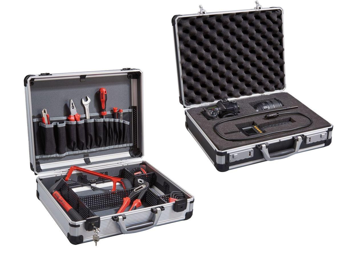 Bild 1 von POWERFIX® Alu-Werkzeugkoffer