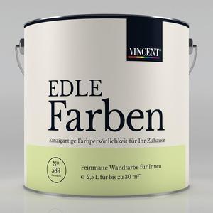 VINCENT                Edle Farben Wiesengras, 2,5 L