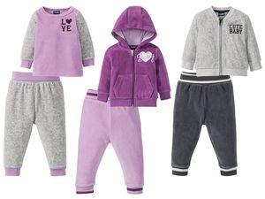 LUPILU® Baby Mädchen Nickianzug