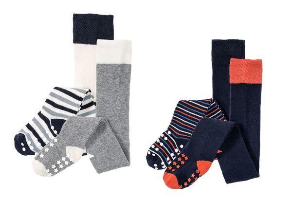 Rabatt-Verkauf große Auswahl exquisites Design LUPILU® 2 Baby Jungen ABS-Strumpfhosen