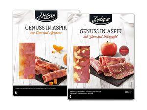 Genuss in Aspik