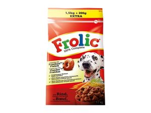 Frolic 100 % Complete