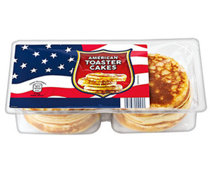 American Toaster Cakes