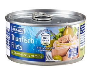 ARMADA Thunfisch Filets