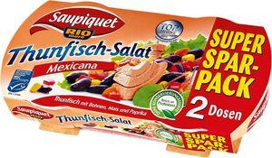 Saupiquet Thunfisch-Salat, 2x 160 g, versch. Sorten
