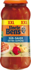 Uncle Ben's ® Süß-Sauer Extra Gemüse XXL (750g)