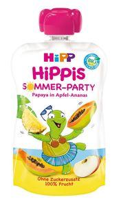 HiPP HiPPi Papaya in Apfel-Ananas - Susi Schildkröte