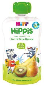 HiPP HiPPi Kiwi in Birne-Banane - Charlie Zebra
