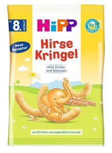HiPP Kinder Hirse-Kringel